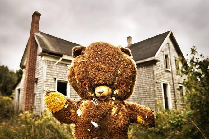 Teddy Terrorizes